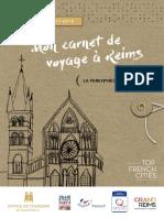 Ot Reims Carnet de Voyage Fr 2017 2018