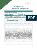 2-Matriz de Participação Individual