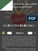 Información e Inscripción Retiro Nacional de Sacerdotes RCC