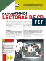 Hardware - reparacion de lectoras de cd