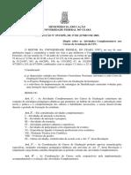 Resolucao 07-CEPE-2005 Atividades Complementares