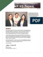 Newsletter March 2011 - Belatti