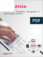 40318560 Nocoes de Fonetica Ortografia e Acentuacao Grafica (1)