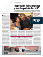 Conflicto Qom - Segunda entrevista con Félix Díaz