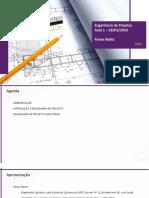 engenharia de projetos industriais-aula1