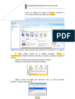 Programando No Microsoft Office Access 2007