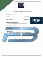 Resumo Processo Penal v TAC 1 (1)