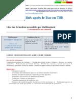 TSE_GUIDE_D'ORIENTATION APRES LE BAC