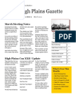 High Plains Gazette Vol 5