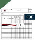 FR-SGI-008 -Formato de Inspección de Extintor