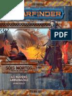 Starfinder - Trilha de Aventuras - Sóis Mortos Parte 4 - As nuvens arruinadas
