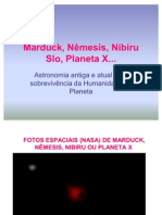 Marduck, o planeta X