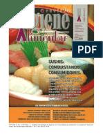 Revista Higiene Alimentar - Qualidade Microbiológica da Água de Côco
