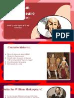 William Shakespeare ROMEO Y JULIETA