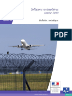 Collisions Animalieres Annee 2019 Bulletin Statistique Light