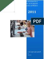 Las  TICs elemento clave en la educación