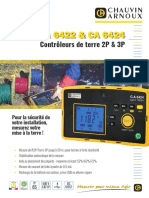 CONTROLEUR DE TERRE_CA6422-6424_ed1_FR