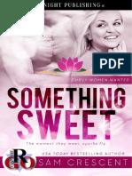 Sam Crescent - Curvy Women Wanted 01 - Something Sweet 01