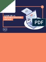 Guide Tele-Declaration Fiscale