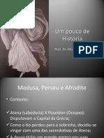Medusa, Perseu e Afrodite