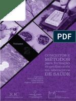 Conceitos e Métodos Para Formação de Profissionais Em Laboratórios de Saúde - Vol.2