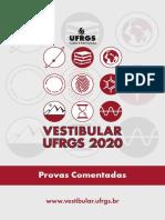 PROVAS COMENTADAS 2020-DIGITAL