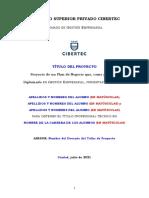 F02-A.- Informe de Proyecto G&N(4)