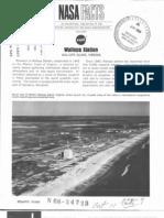 NASA Facts Wallops Station, Wallops Island, Virginia