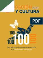 Educacion y Cultura 100