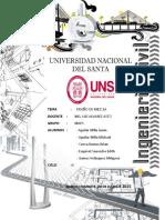Informe Concreto 3 Unidad Diseño de Mezcla