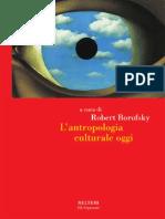 l'Antropologia Culturale Oggi
