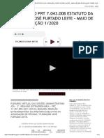 PUBLICAÇÃO NO SITIO Ata Da 2a Reunião Xtraordinária – Prt 17.307.890-2021