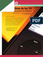 4.- Perspectivas de Las TIC Educare