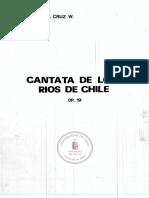 Domingo Santa Cruz - Cantata de Los Ríos de Chile