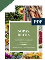 Sopas-Detox-60-Receitas dra Daniele Medeiros