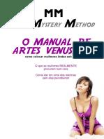 Manual Das Artes Venusianas