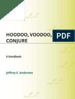 hoodoo-voodoo-and-conjure | Haitian Vodou | Louisiana Voodoo
