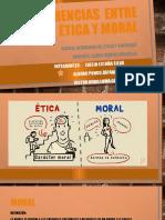 Diferencias Entre Ética y Morla (1)