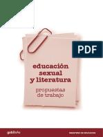 Educacion Sexual y Literatura. Propuestas de Trabajo