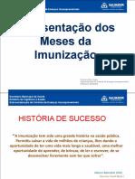 Apresentação Meses Da Imunização