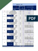 Plano de Estudos - PF Agente (planilhas) - Alexandre Allgayer