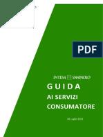 guida al servizi consumatore