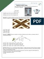 Ângulos (classificação e medidas )
