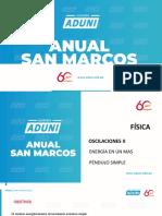 Anual San Marcos Fisica Semana21