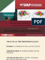 PRESENTACIÓN DE CASO CLINICO PSICOLOGIA