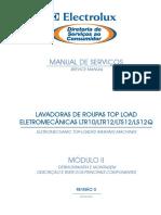 Electrolux - LTR10-LTR12-LTS12-LS12Q - Modulo II