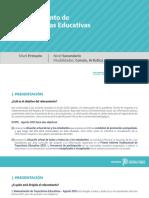 Instructivo Relevamiento Trayectorias - Nivel Primario y Secundario