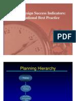 2. Lecture 2 - Designing Success Indicators
