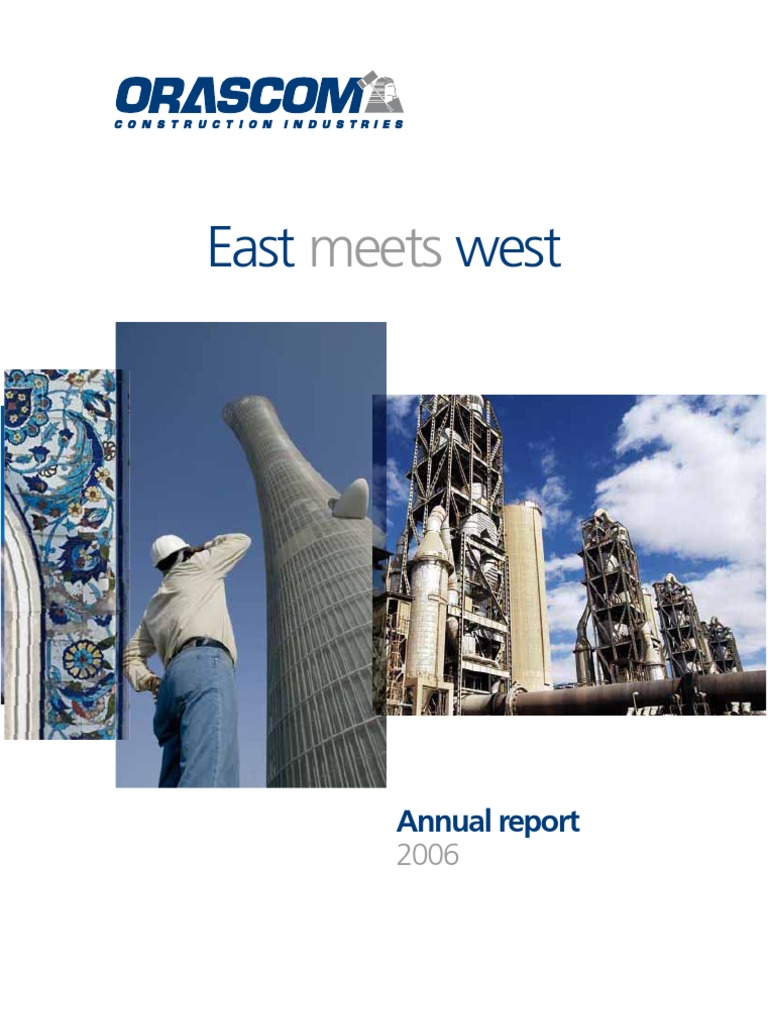 Annual Report 06 | Cement | Business