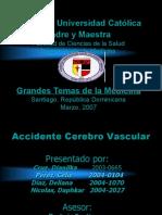 Accidente Cerebrovascular 220092010